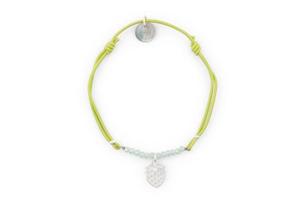"""Armband """"Strawberry Fields"""", 14€"""