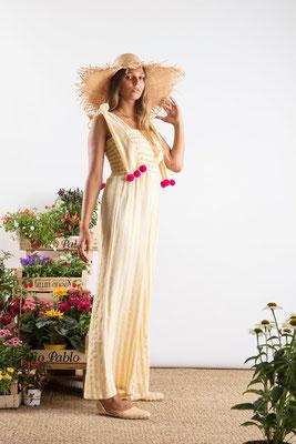 Jumper Pippa, portofino yellow ,  60% Baumwolle, 30% Viskose, 10% Lurex, in Gr XS/S und M/L,  149€