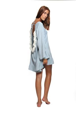 Indiana Short light blue/grey white 139€