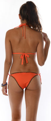 "Banana Moon Bikini ""Ethnic Chic"", orange, in Gr 40  89,90€"