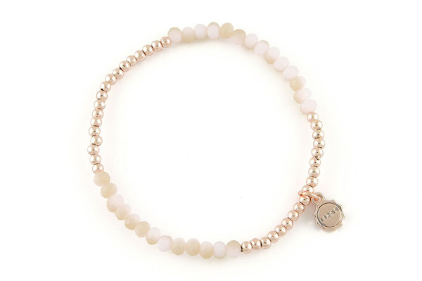 """Armband """"Have a lot"""" rose 12€"""