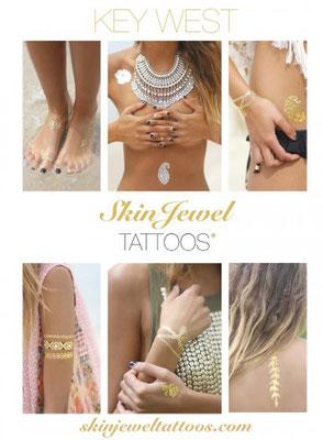 Skin Jewels Tatoos Set Key West 29€