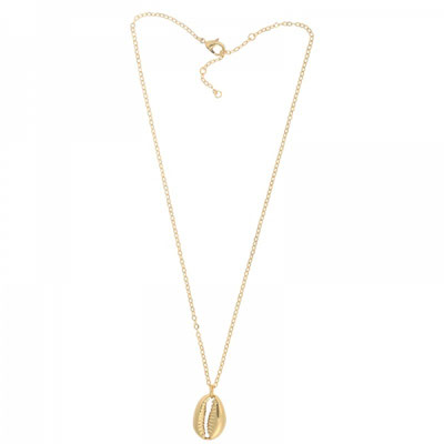 "Kette ""Seashell"" gold 19€"