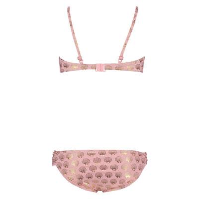 """Shiwi Bikini """" Golden Shell"""" soft pink, in Gr 128/140,   29,99€"""