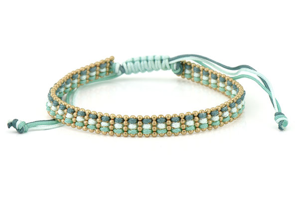 """Armband """"Deep blue Sea"""", 18€"""