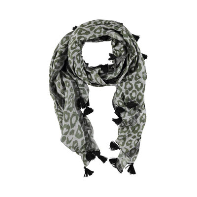 "Schal ""Leopard"" 100%Viskose 34€"