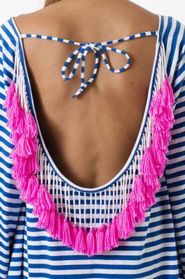 Dress Indiana Stripe blue/pink 149€