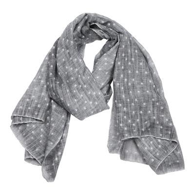 Schal Mariah, light grey, 27,90€