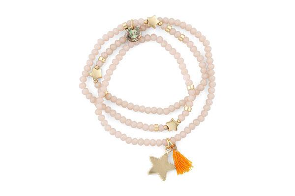 "Armband ""Milky Star"", 24€"