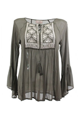 Miss June Tunika, khaki, Size 1, 109€ -50%