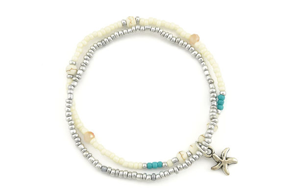 "Armband ""Sandy Star"", 14€"