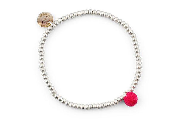 """Armband """"Baby Pom Pom"""", pink 12€"""