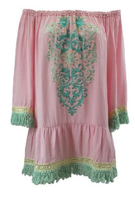 Dress Kate soft pink one Size 109€ on SALE -30%