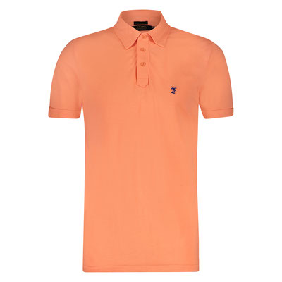 Shiwi Polo orange, in Gr S/M/L/XL