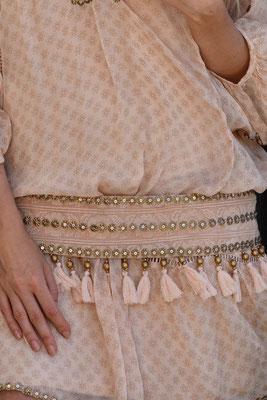 "Belt ""Sweety"" soft pink 79,90€"