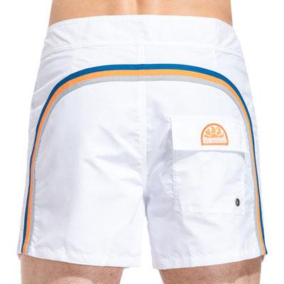 """Men Short """" White"""" Gr L/XL/XXL , Button, Länge 13 inch,  95€"""