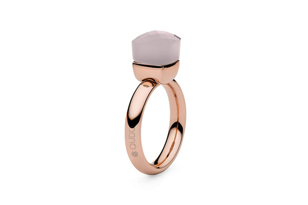 Ring rosegold, Gr 50-60, rosenquartz opal, 49,90€, ab 2 Stück mixed colours 44,90€