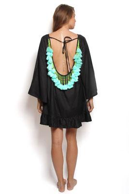 Indiana Basic Short Black/türkis  139€