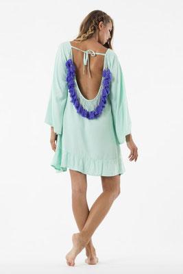 Dress Indiana aqua/lavender 139€