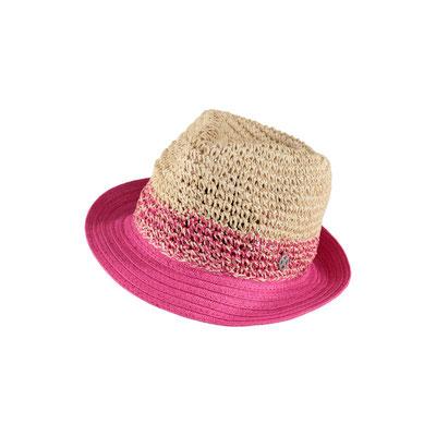 """Hut """" Ibizagirl"""", pink 100% Paper, mit Hutband größenverstellbar,   34,95€"""