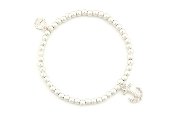 """Armband """"Hafenqueen"""", silver 9€"""