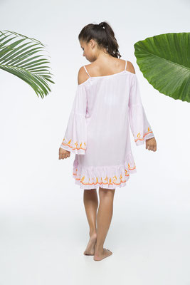 Dress Mohana soft pink 89€