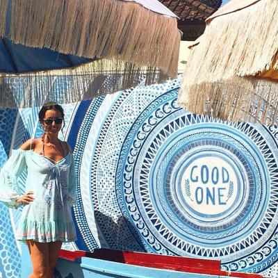 Dress Mohana Aquamarine 89€