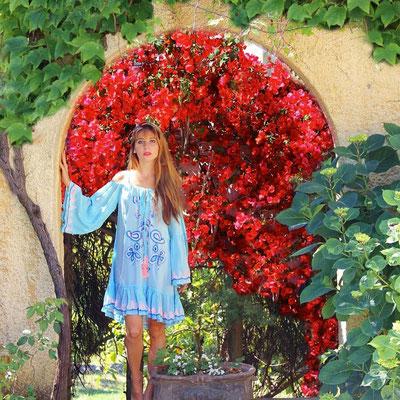 Dress Mohana aqua Gr XS/S/M/L/XL 89€