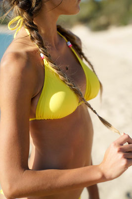 "Sundek Bikini ""Jennifer"", yellow in Gr XS/S (out of stock)/M/L  69€"