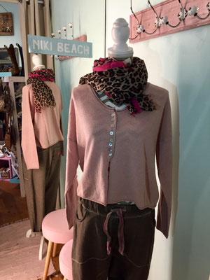 "Weste ""Allroundtalent"", one size, soft pink, 39,90€"