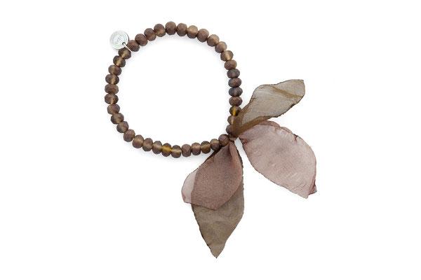 """Armband """"Blumenwiese""""  schlamm 19€"""