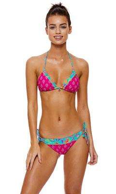 """Banana Moon Bikini """"Paisley"""" pink, Gr S/M 72,90€"""
