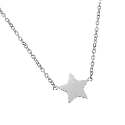 "Kette ""Star"" silber 19€"