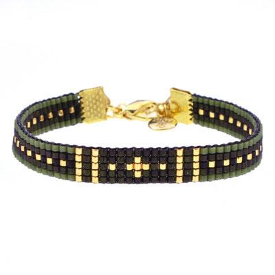 """Armband Beads """"Suvivor"""" in rosegold und silber 19€"""
