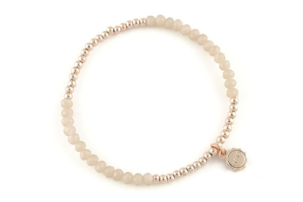 """Armband """"Have a lot"""" nude 12€"""