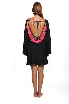 Indiana Basic Short Black/Coral 139€