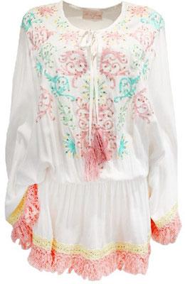 Dress Fancy white, one Size 129€ on SALE -30%