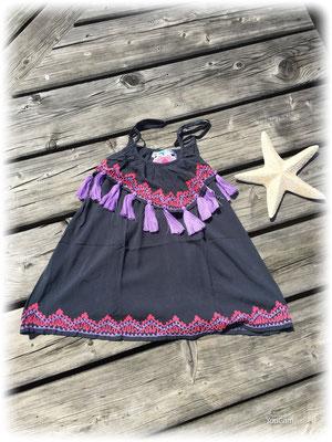 Dress Pom Pom Kids grey, 59€ size 4/6/8/10