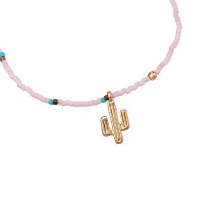"""Armband """"Cactus"""" grey 9€"""