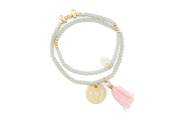 """Armband """"Butterfly"""", 22€"""