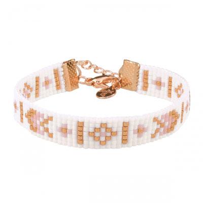 Bracelet Ibiza Dreams rose gold 24€
