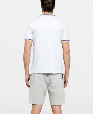 Sundek Polo, weiß, Gr M/L/XL, 69€