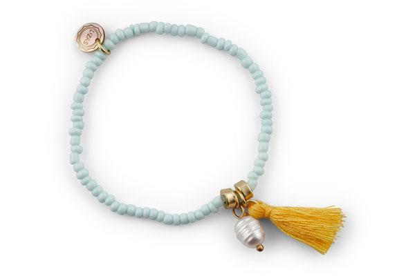 "Armband ""Perlentaucher"", 14€"
