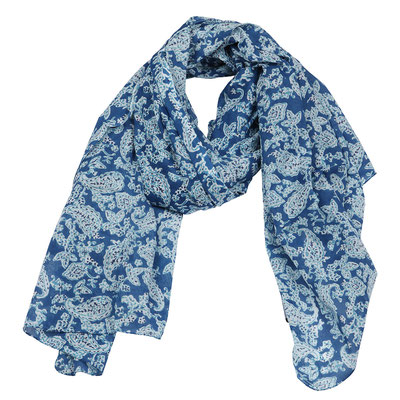 Schal Emilia, blue, 27,90€