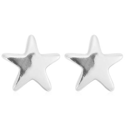 """Ohrstecker """"Star"""" silber 9€"""