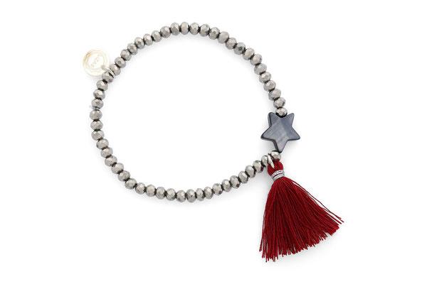 "Armband ""Sternschnuppe"" red 16€"