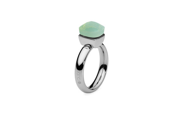 Ring silber, Gr 52-58,  pacifique green opal , 46,90€, ab 2 Stück mixed colours 41,90€