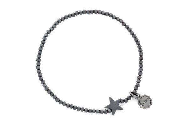 """Armband """"Tiny grey Star""""  14€"""