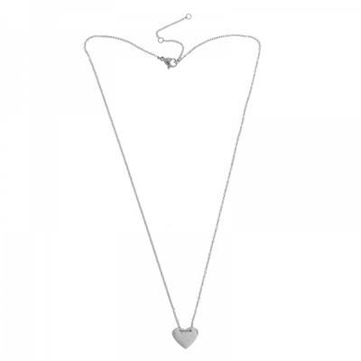 """Kette """"Heart"""" silver 19€"""