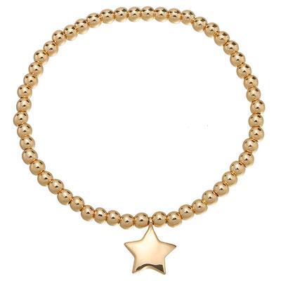 "Armband ""Golden Star"" 15€"